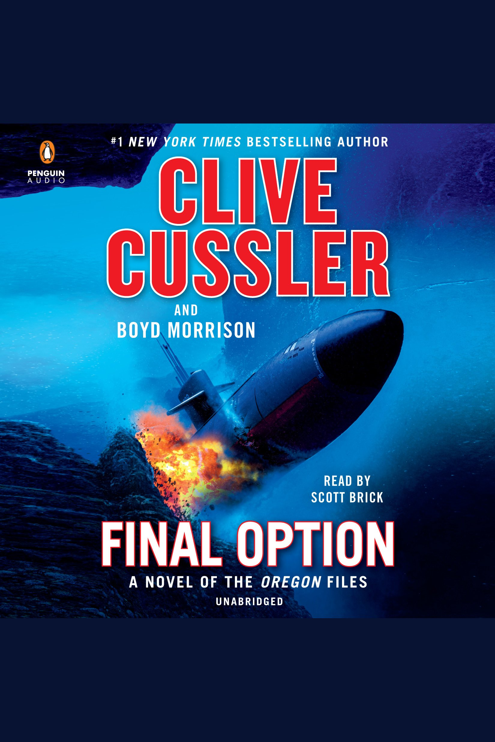 Final Option A Novel of the Oregon Files
