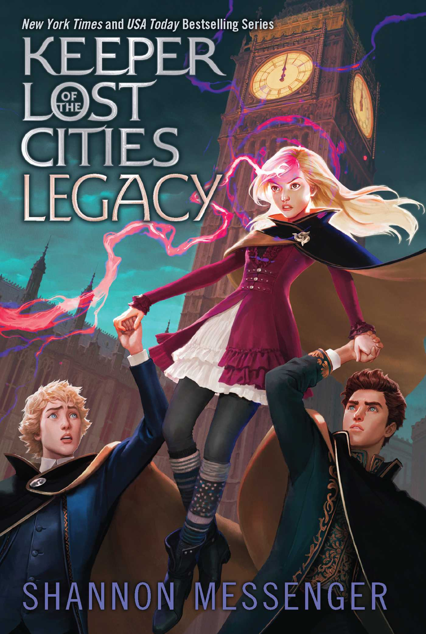 Legacy [electronic resource (downloadable eBook)]