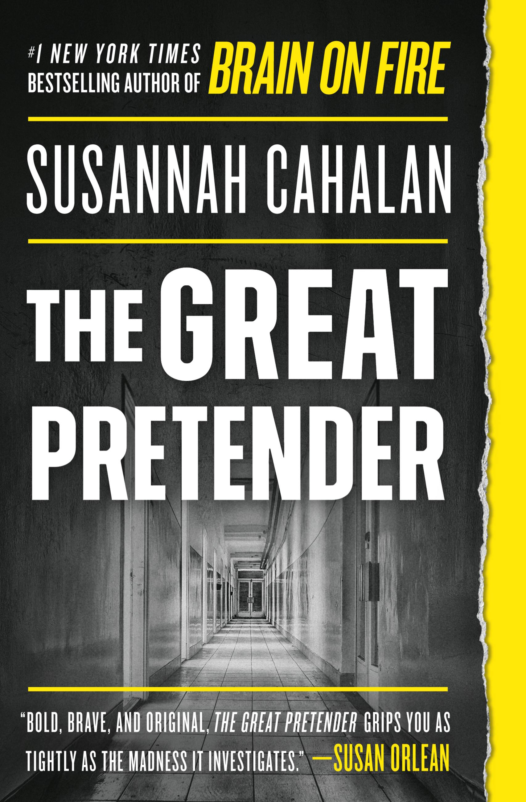 The great pretender [electronic resource (downloadable eBook)] : the undercover mission that changed our understanding of madness