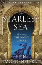 The Starless Sea by Erin Morgenstern, book cover