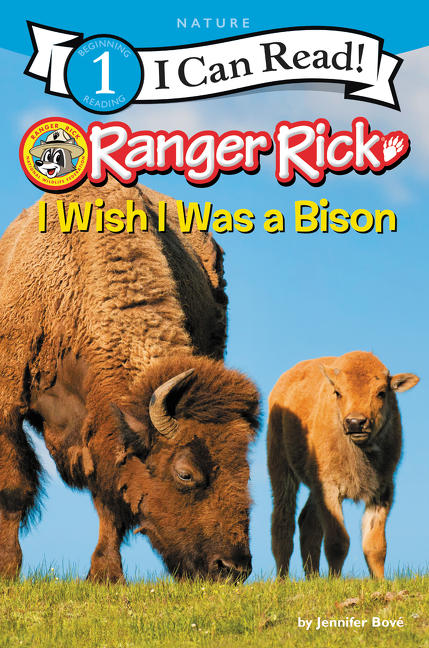 I wish I was a bison [electronic resource (downloadable eBook)]