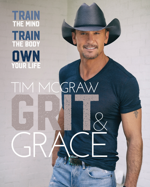 Grit & grace train the mind, train the body, own your life cover image