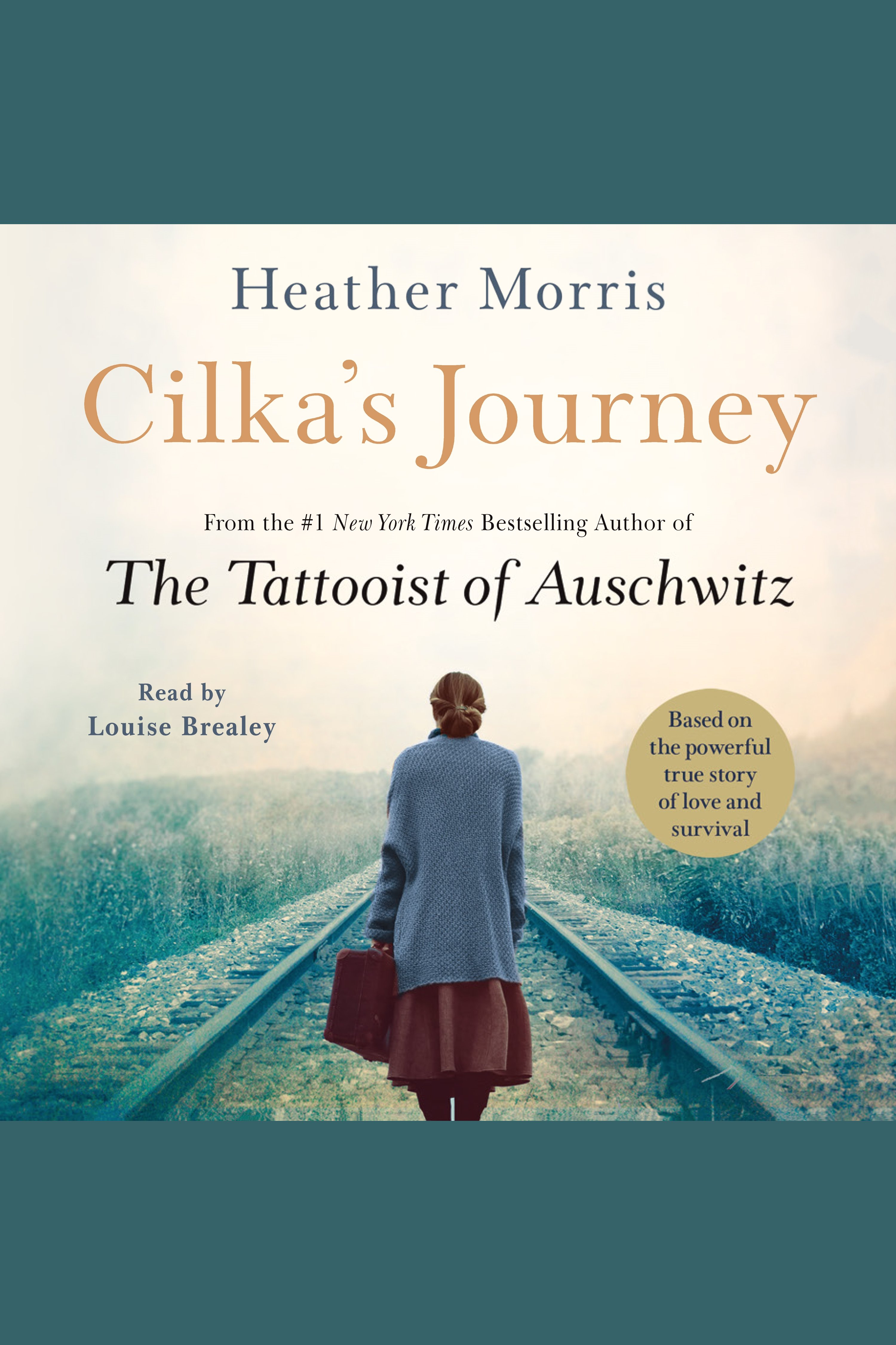 Cover Image of Cilka's Journey