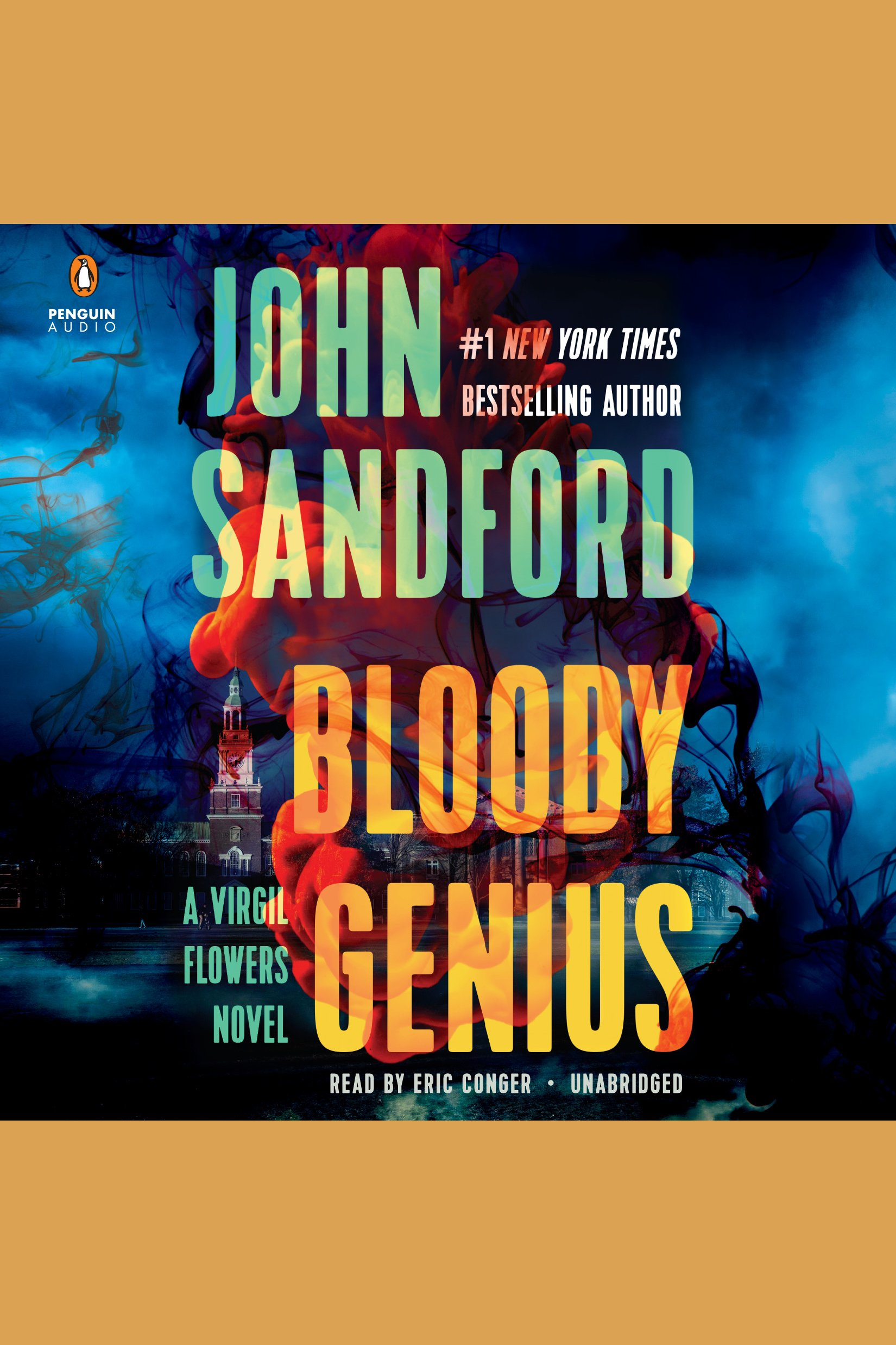 Bloody genius [electronic resource (downloadable audiobook)] : a Virgil Flowers novel