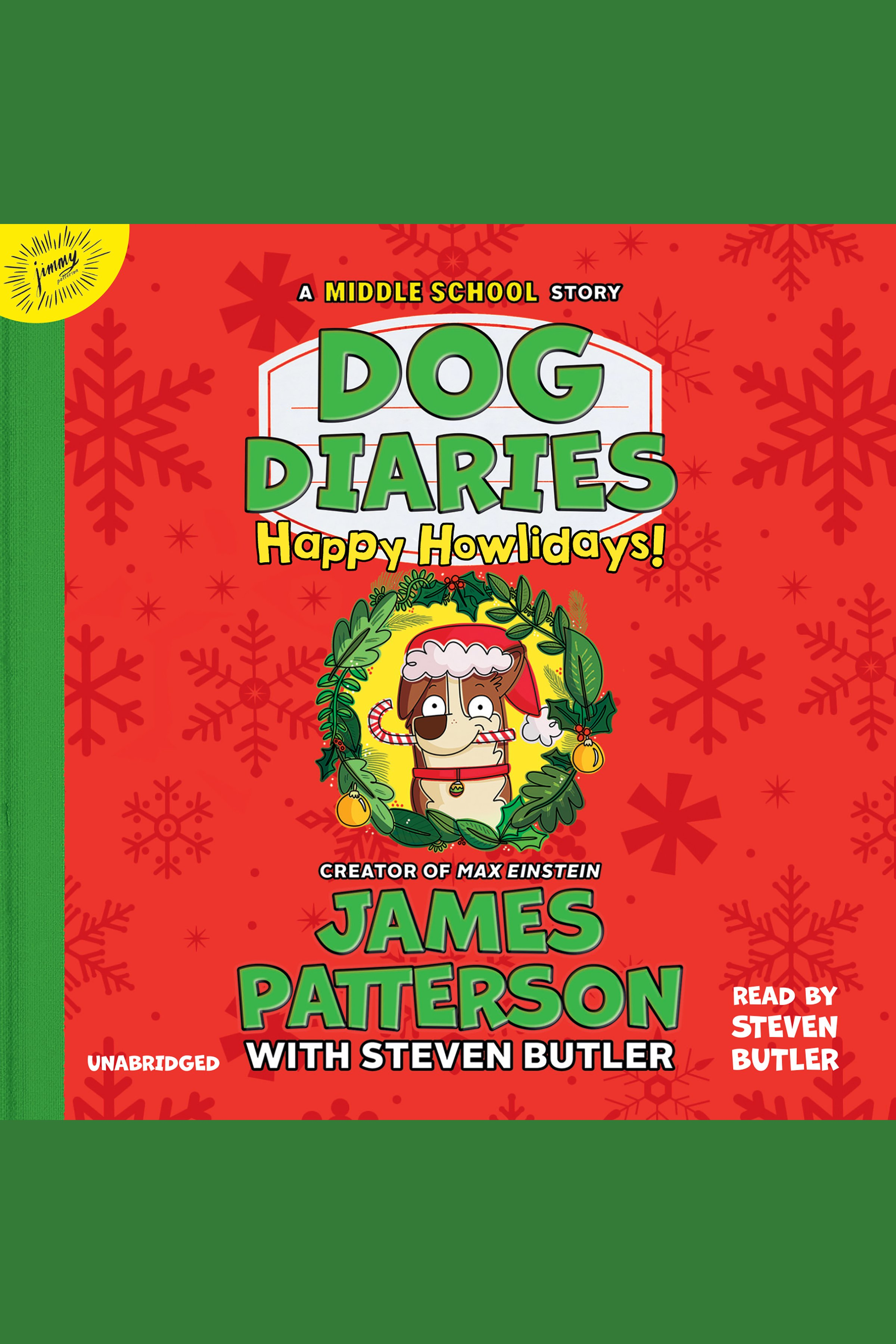 Dog Diaries: Happy Howlidays A Middle School Story