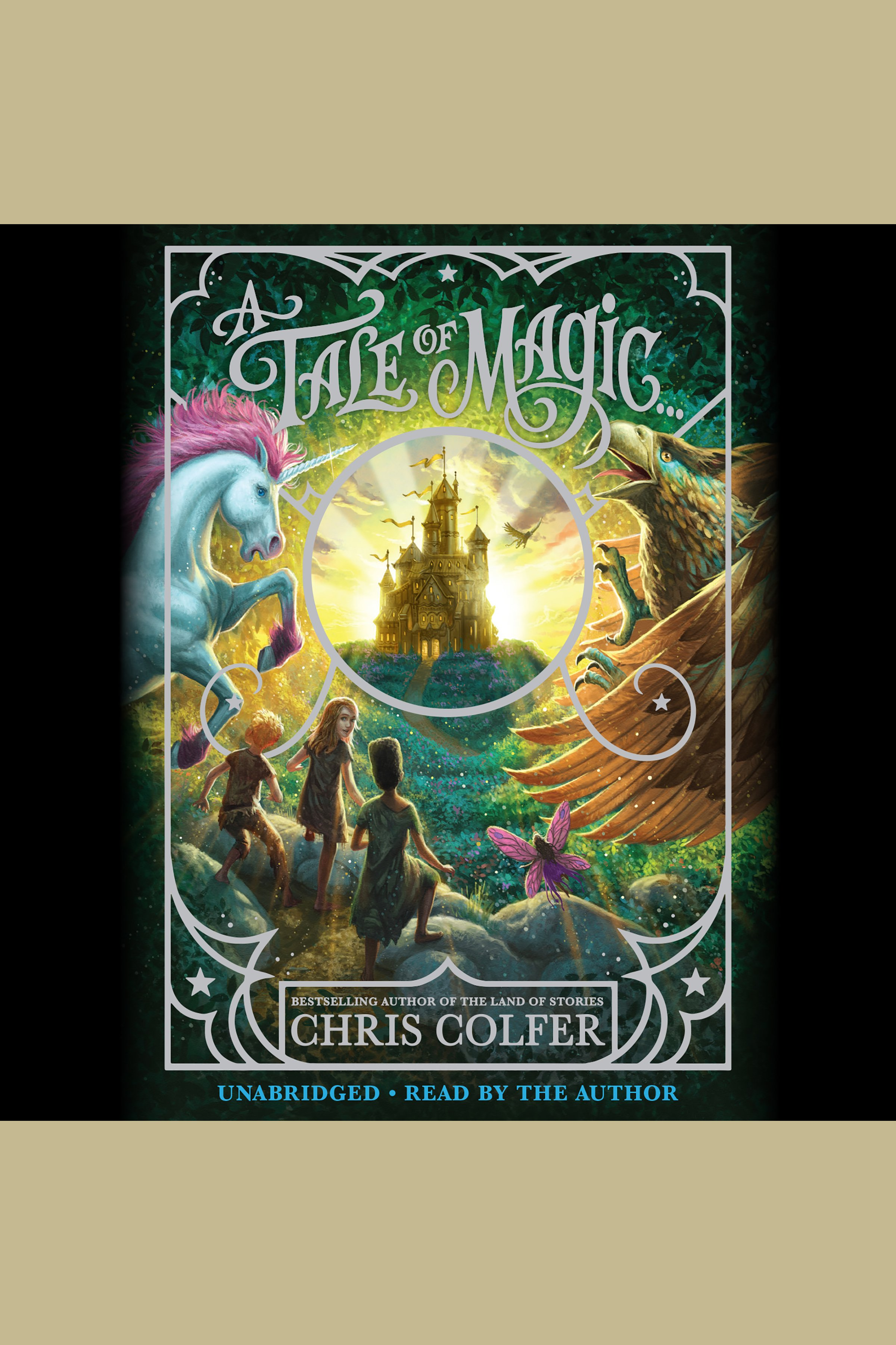 A tale of magic cover image