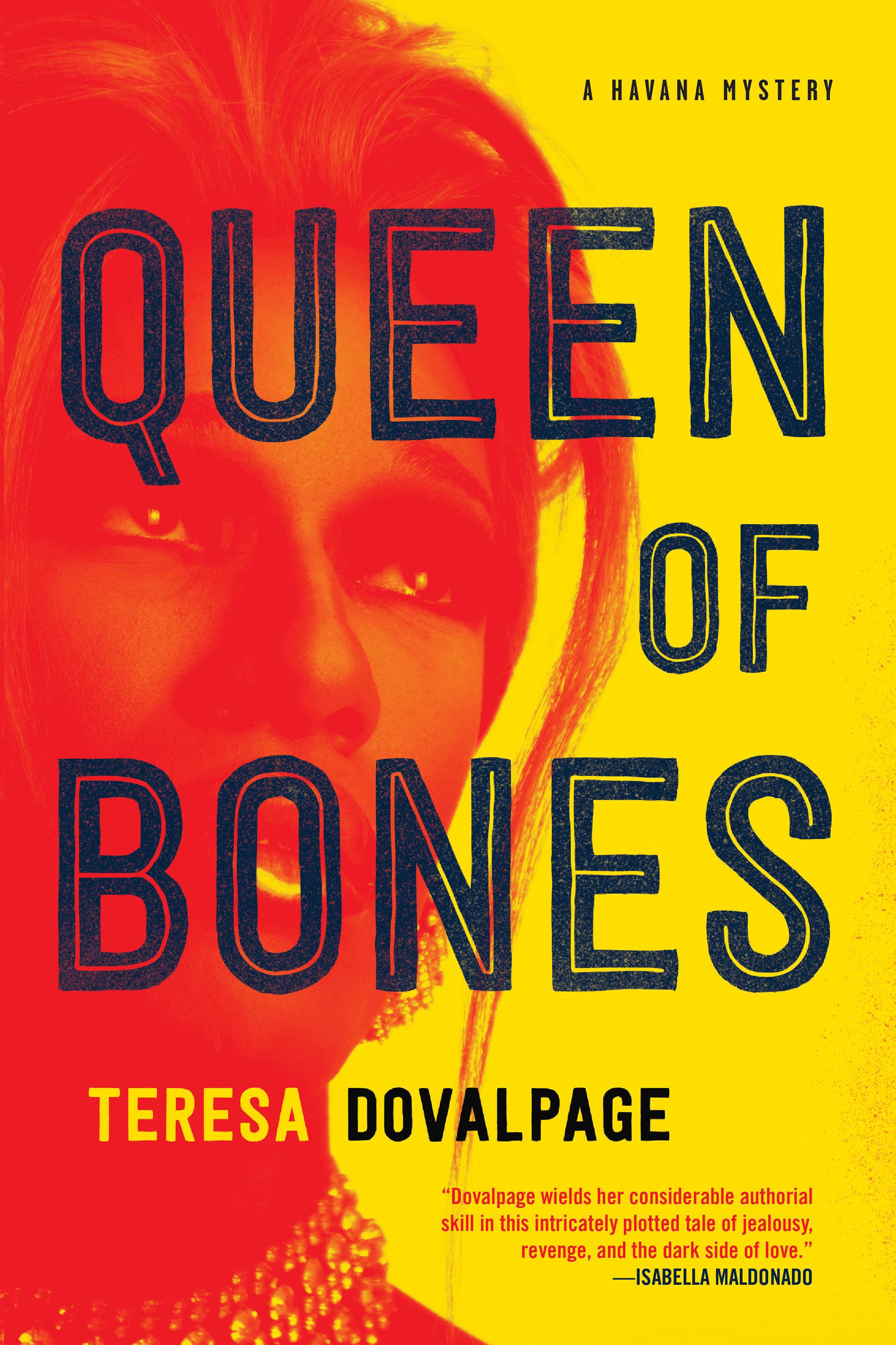 Queen of bones [electronic resource (downloadable eBook)]