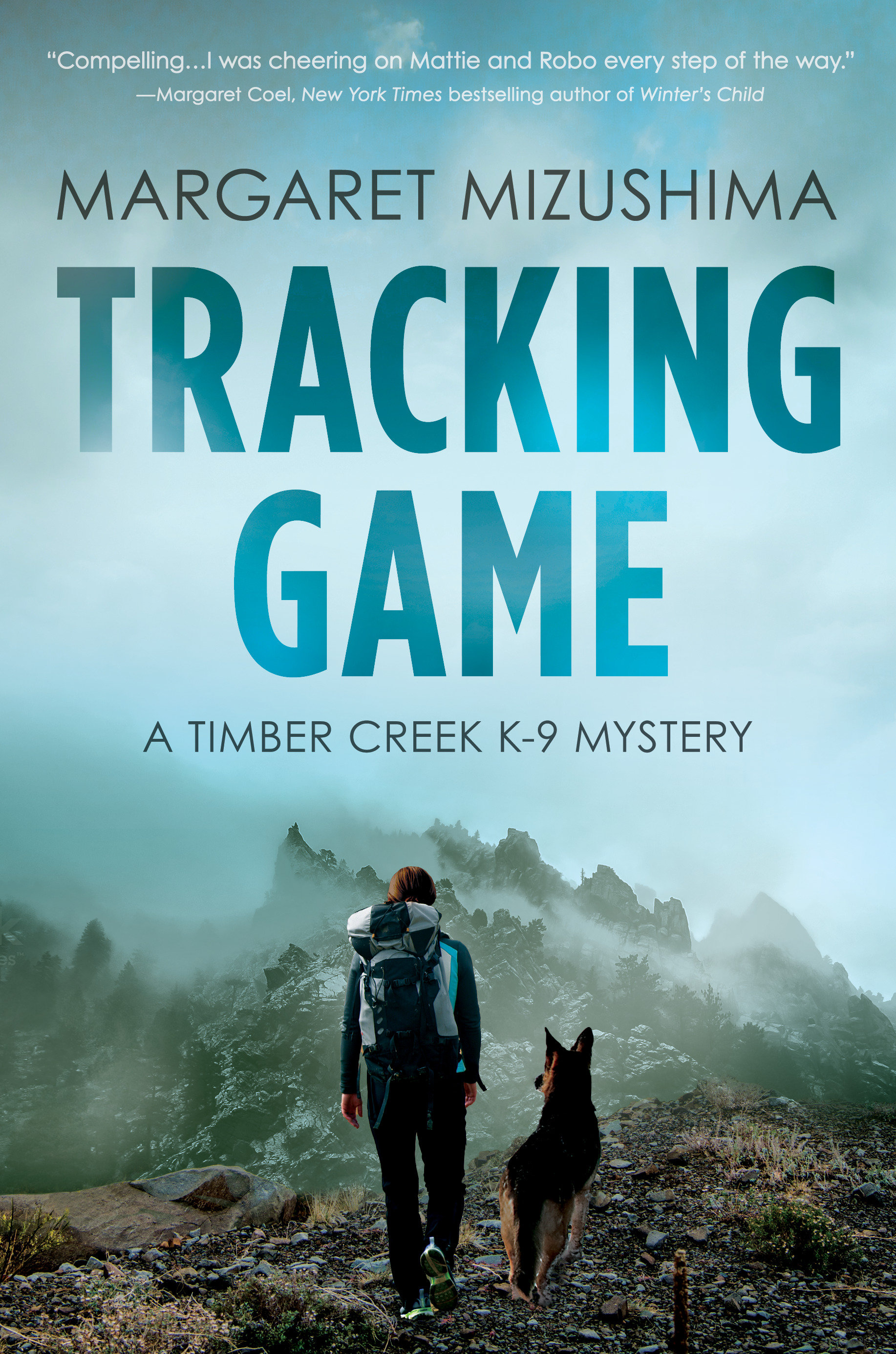 Tracking Game A Timber Creek K-9 Mystery