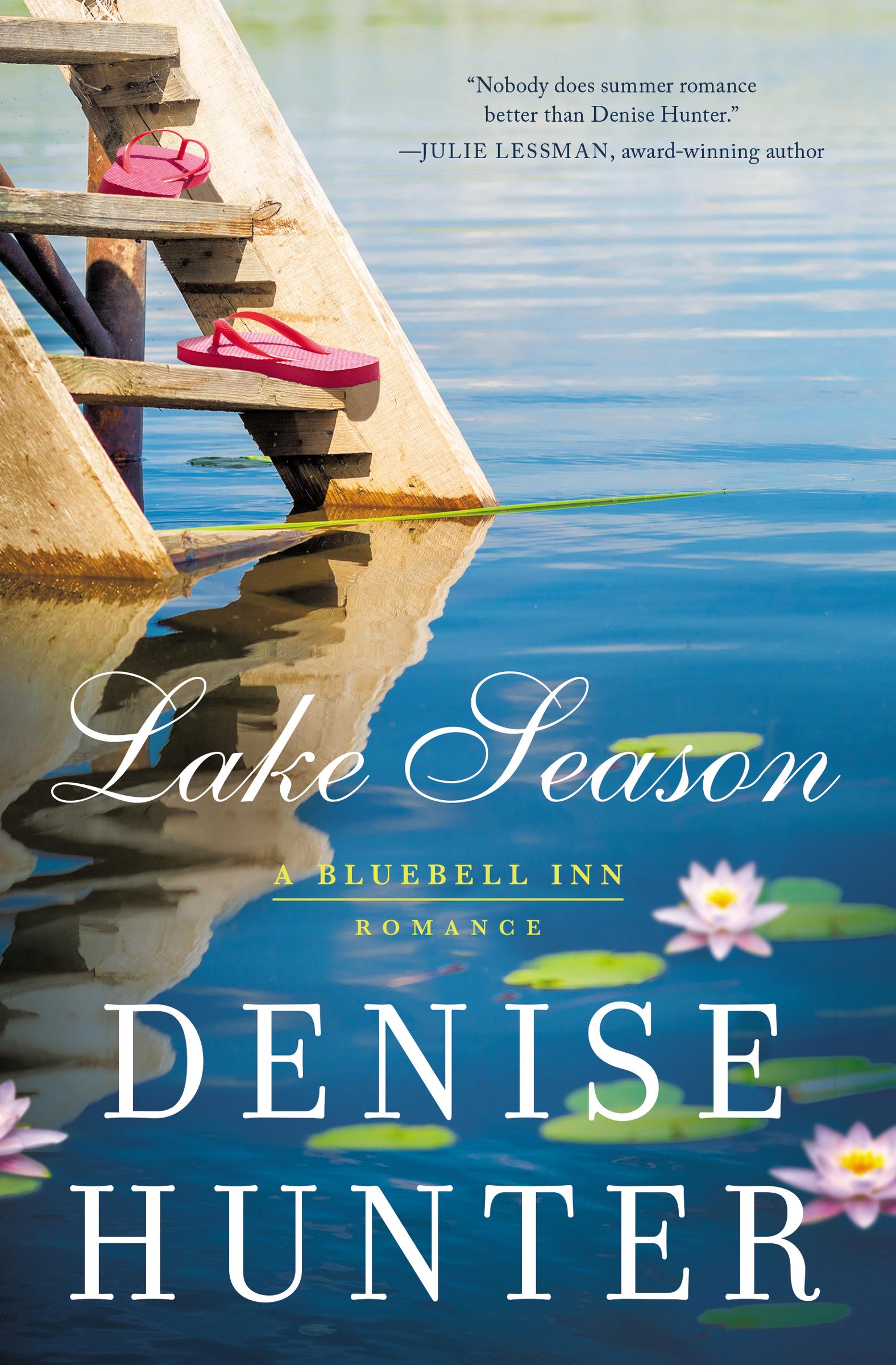 Lake season cover image