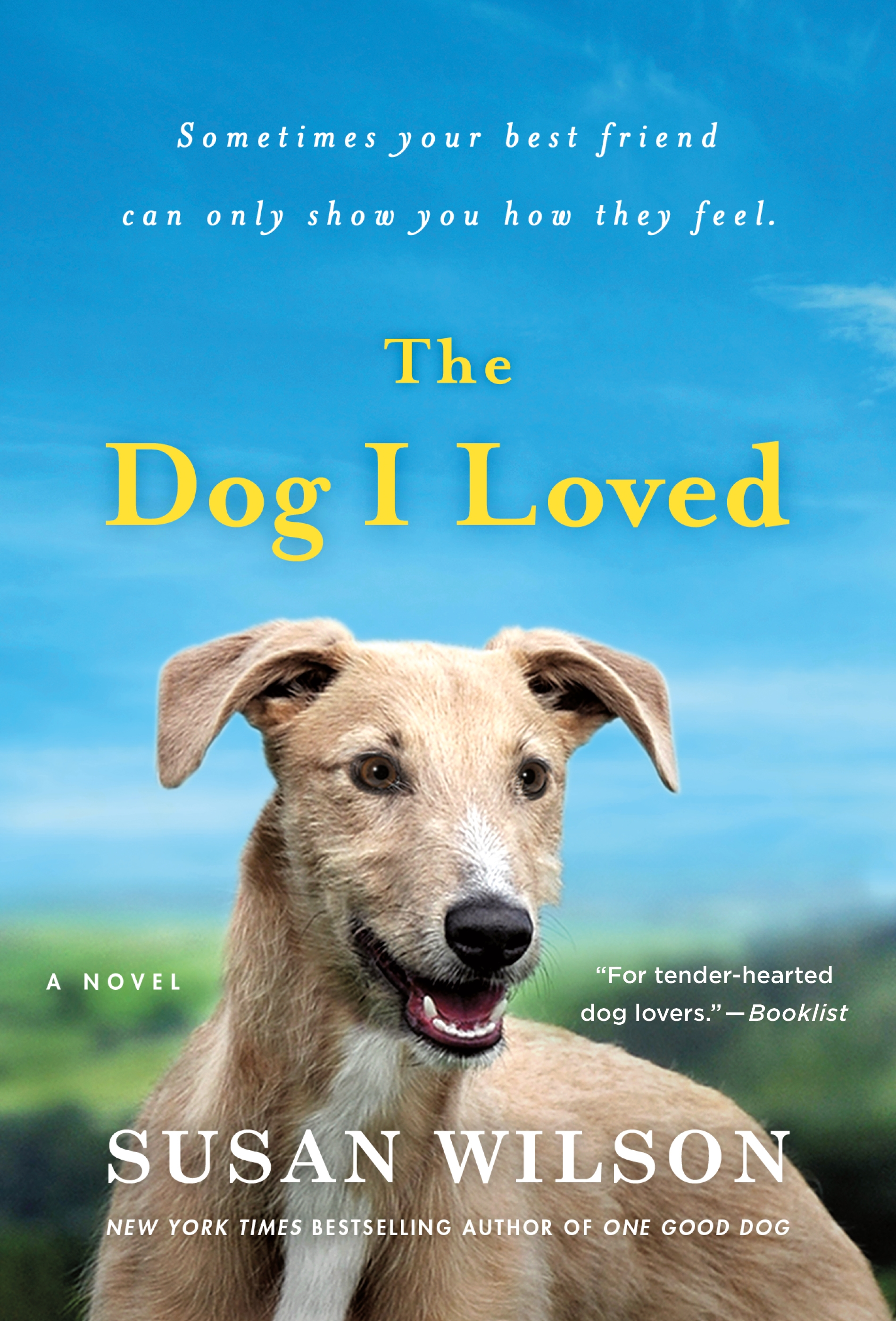 The dog I loved cover image