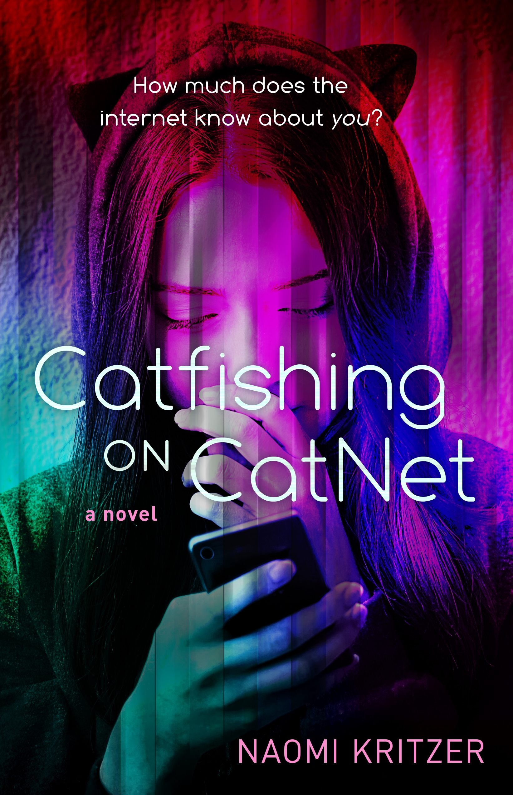 Cover image for Catfishing on CatNet [electronic resource] : A Novel
