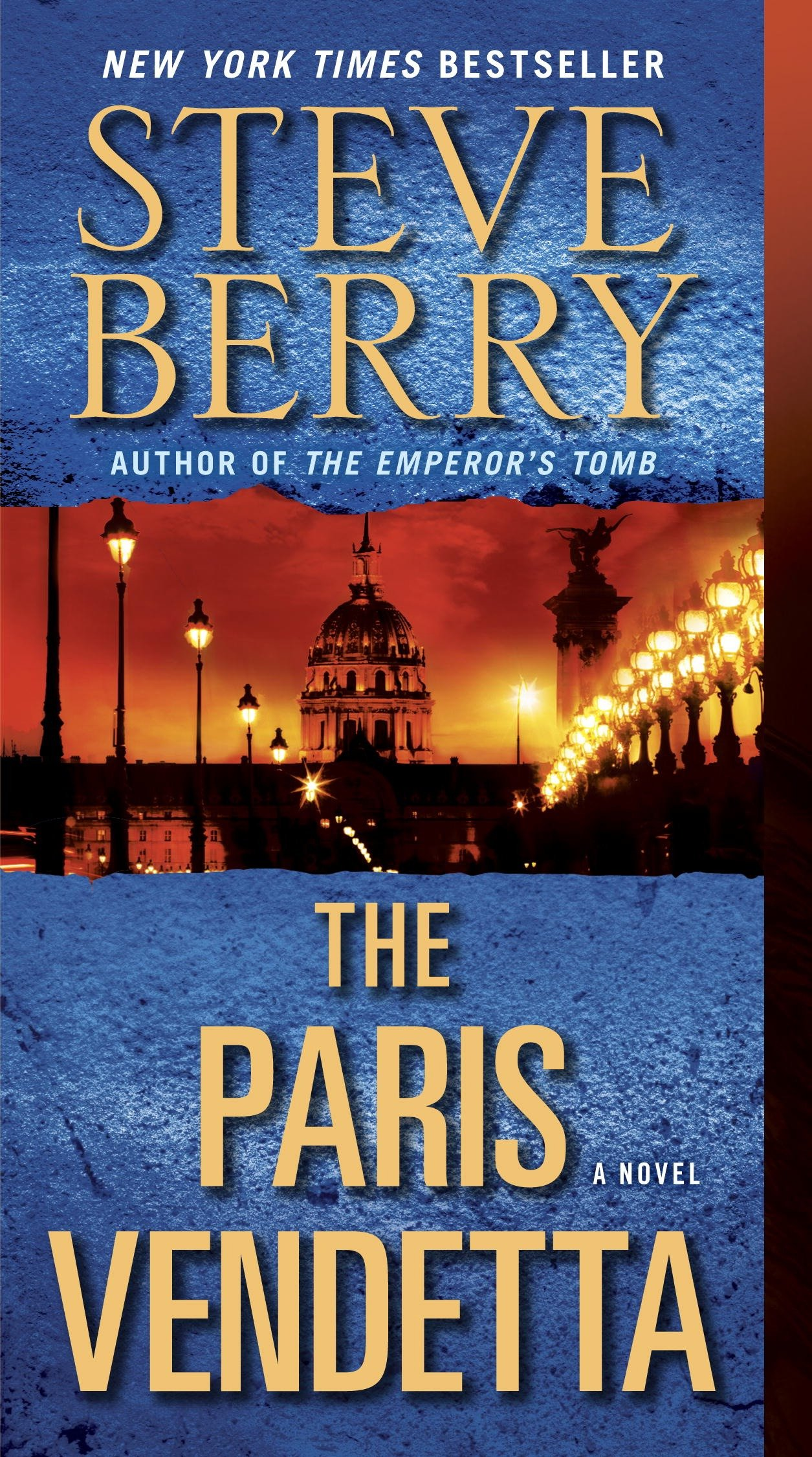 Cover image for The Paris Vendetta [electronic resource] : A Novel