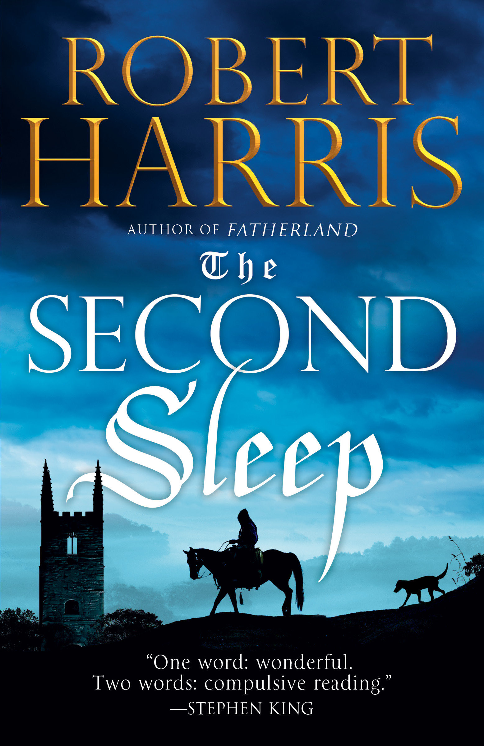 The Second Sleep A novel