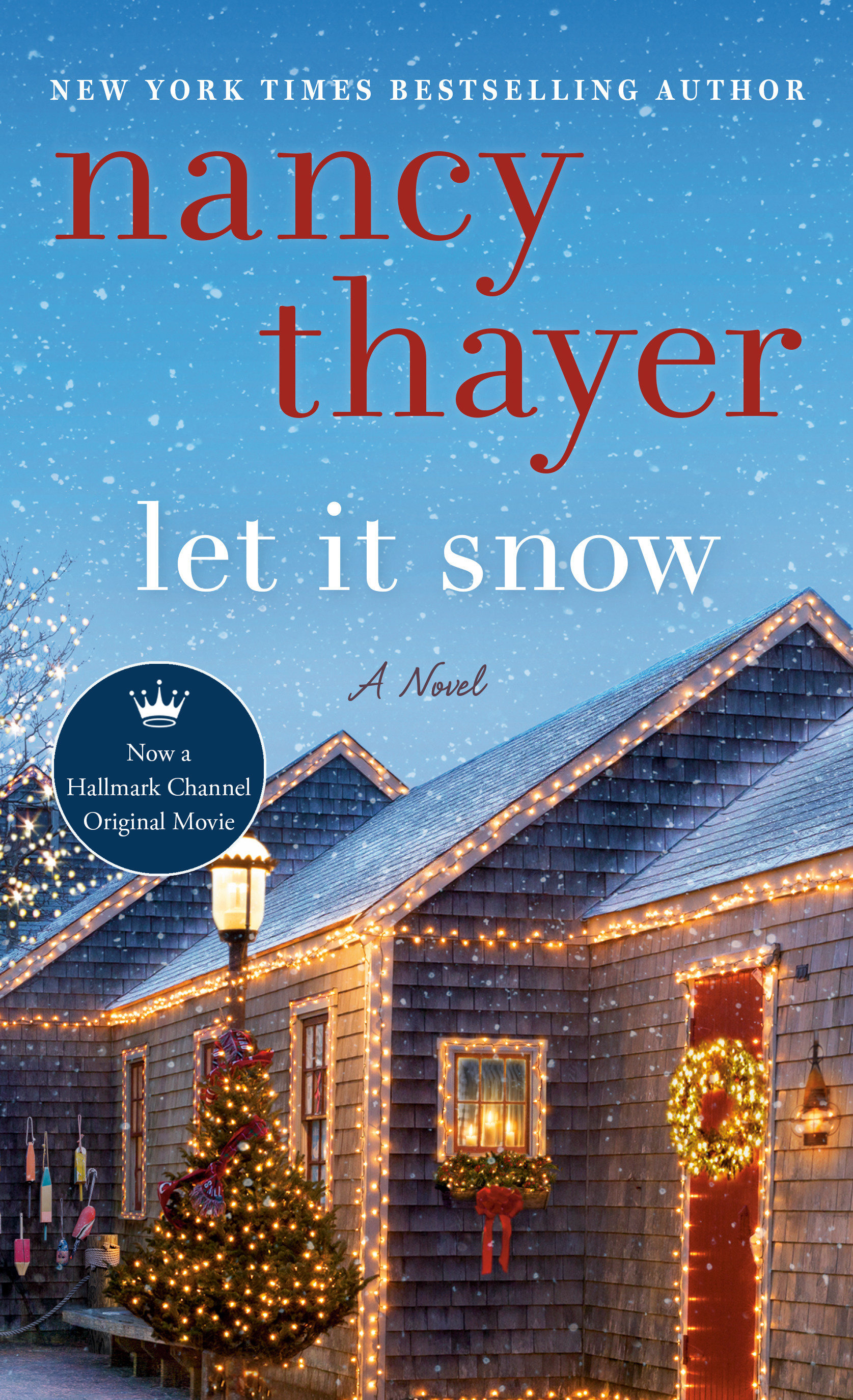 Let it snow cover image