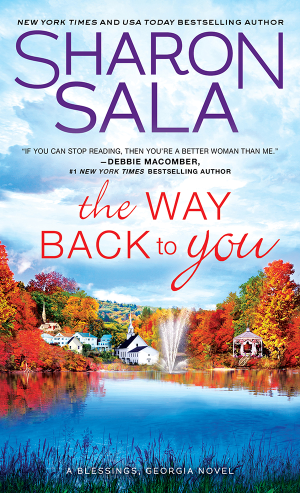 The way back to you [electronic resource (downloadable eBook)]