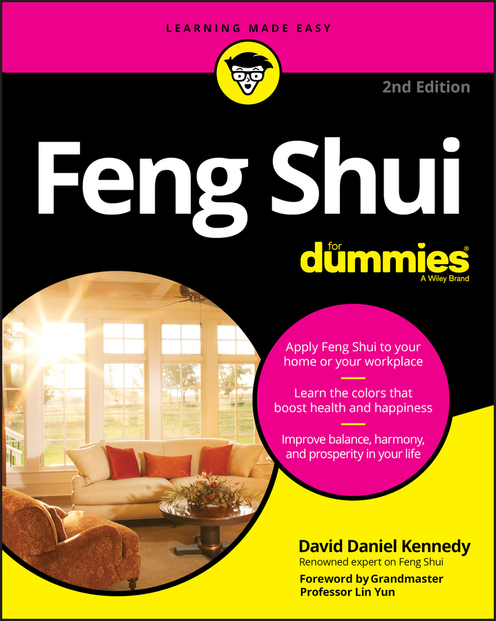 Feng shui for dummies cover image