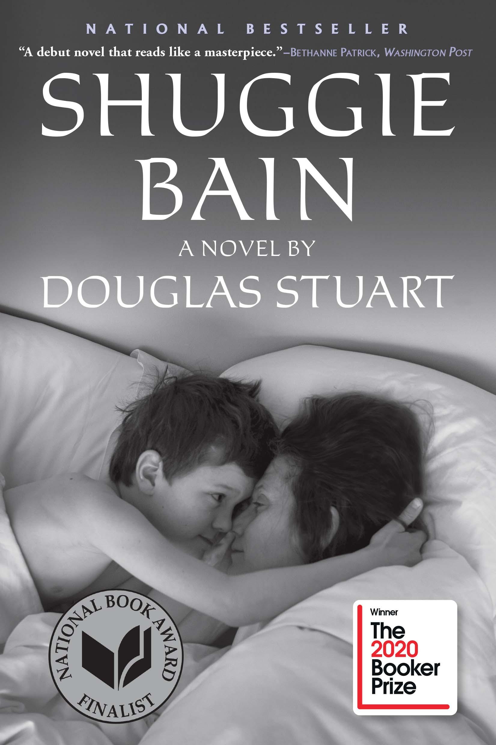 Shuggie Bain A Novel (Booker Prize Winner)