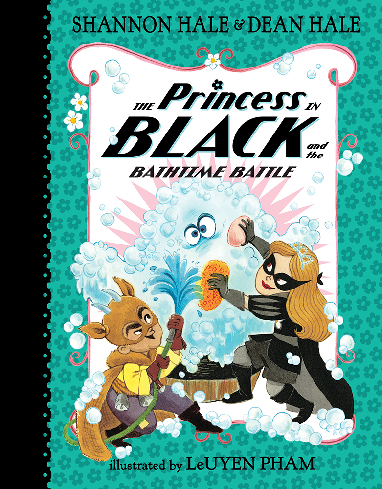 The Princess in Black and the Bathtime Battle