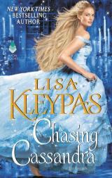Chasing Cassandra by Lisa Kleypas, book cover