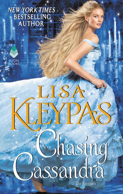 Chasing Cassandra cover image