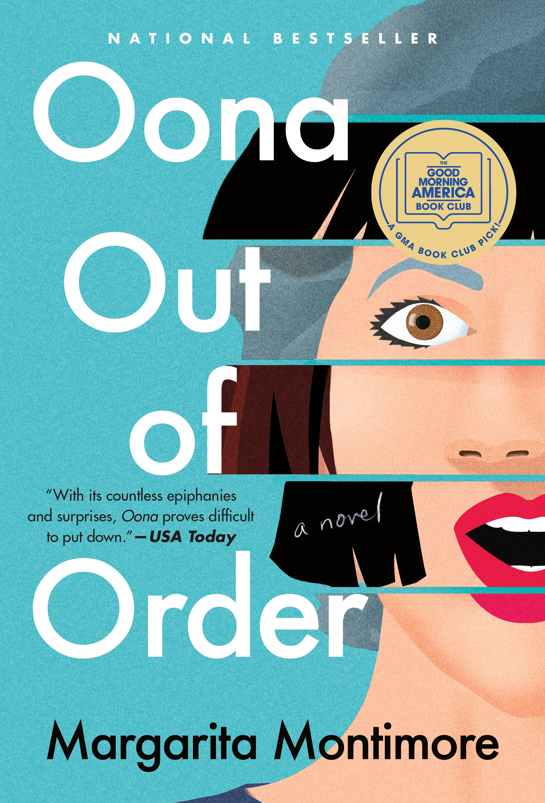 Oona Out of Order A Novel