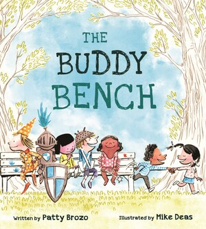 Cover Image of The Buddy Bench