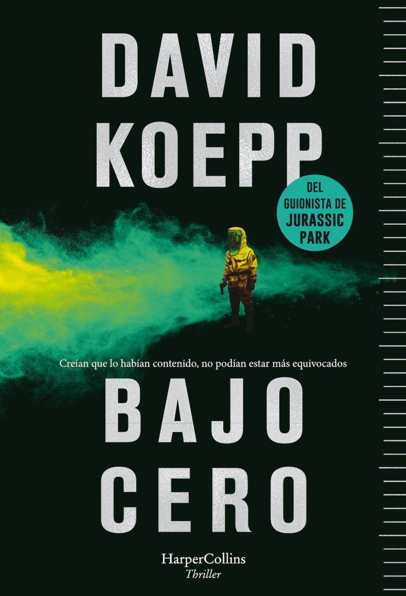Bajo cero [electronic resource (downloadable eBook)]