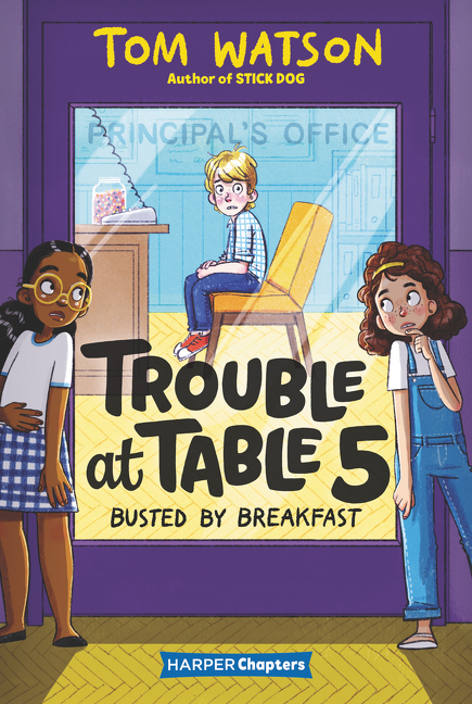Busted by Breakfast cover image