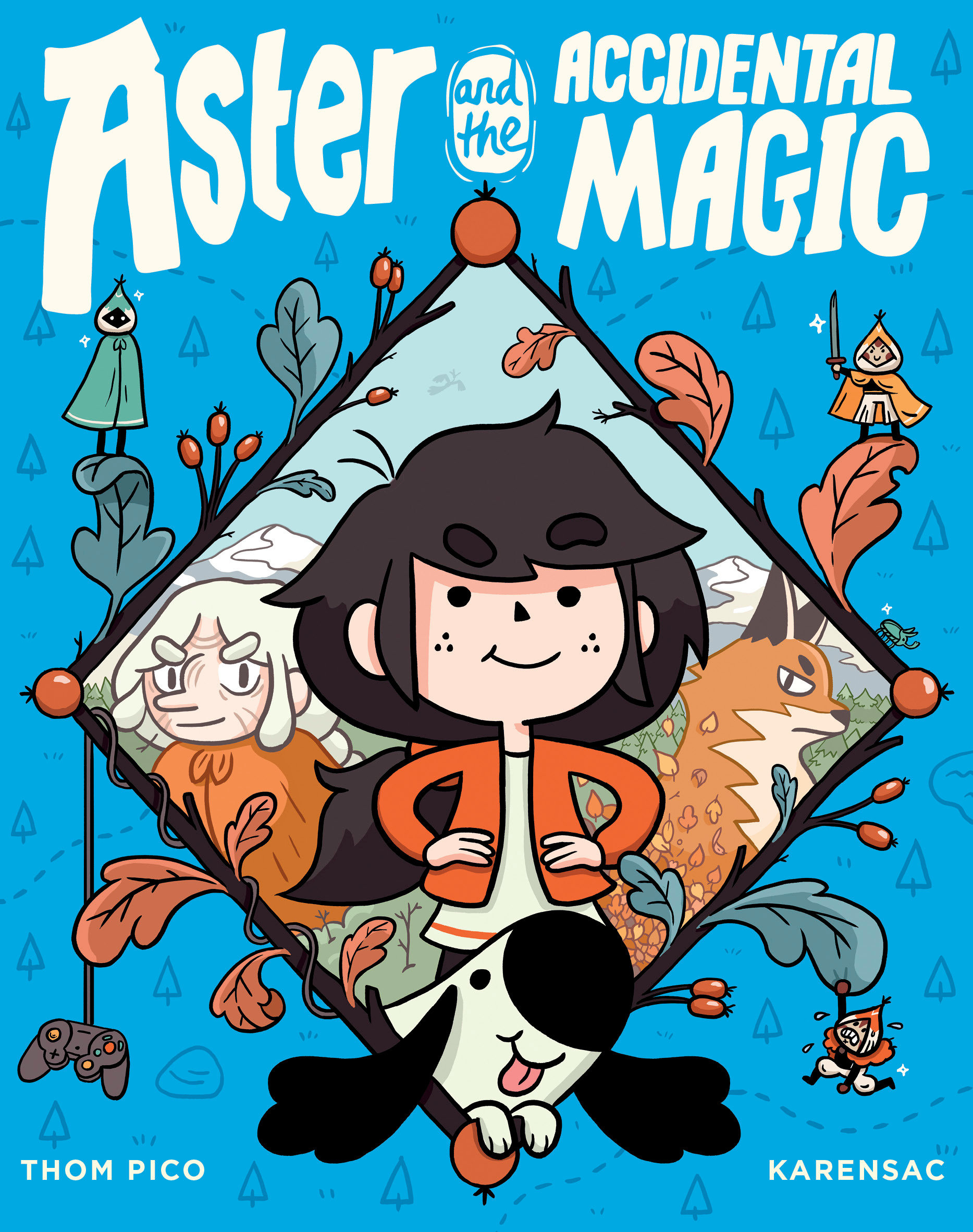 Aster and the Accidental Magic [electronic resource (downloadable eBook)]