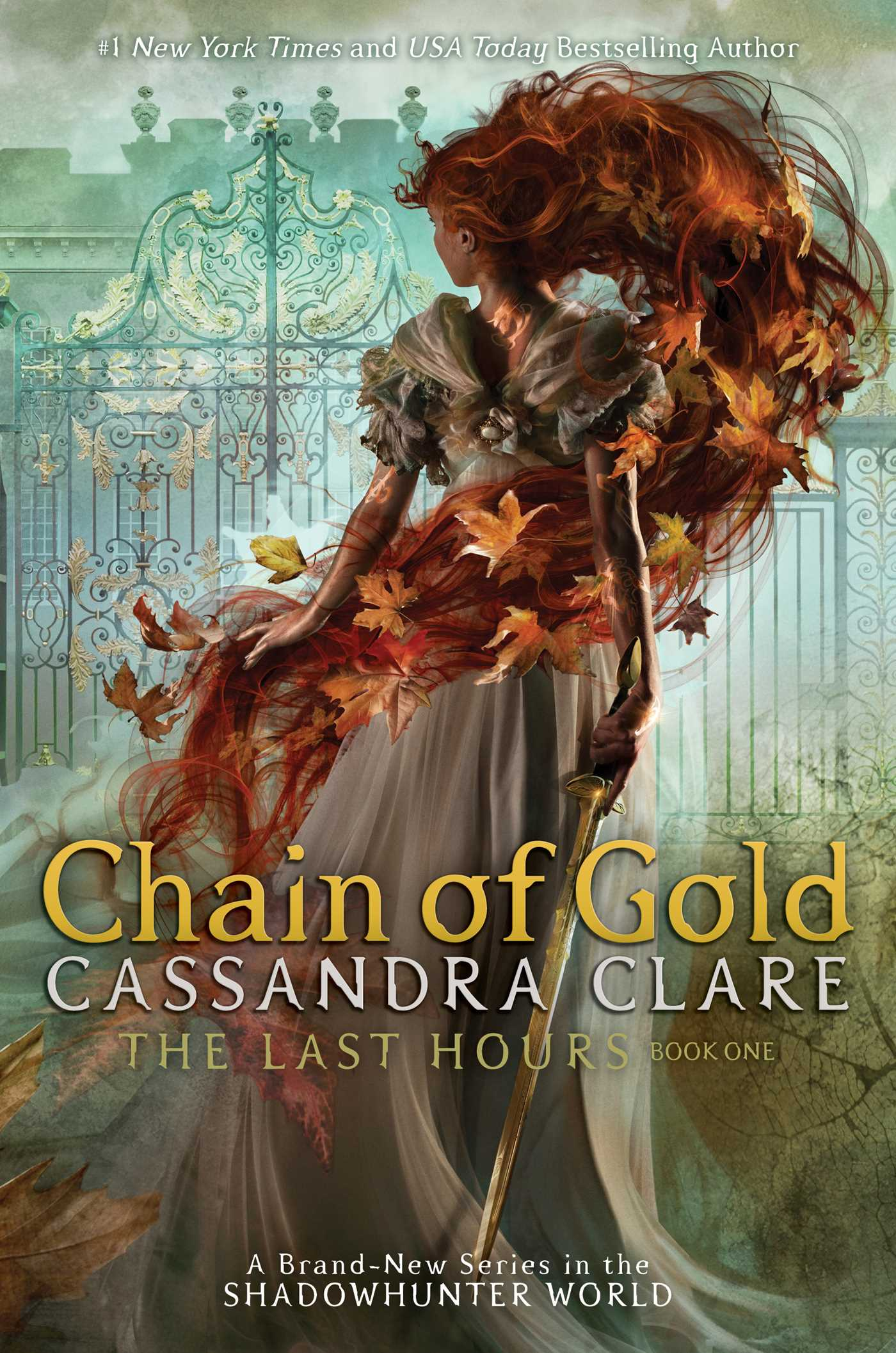 Chain of gold cover image