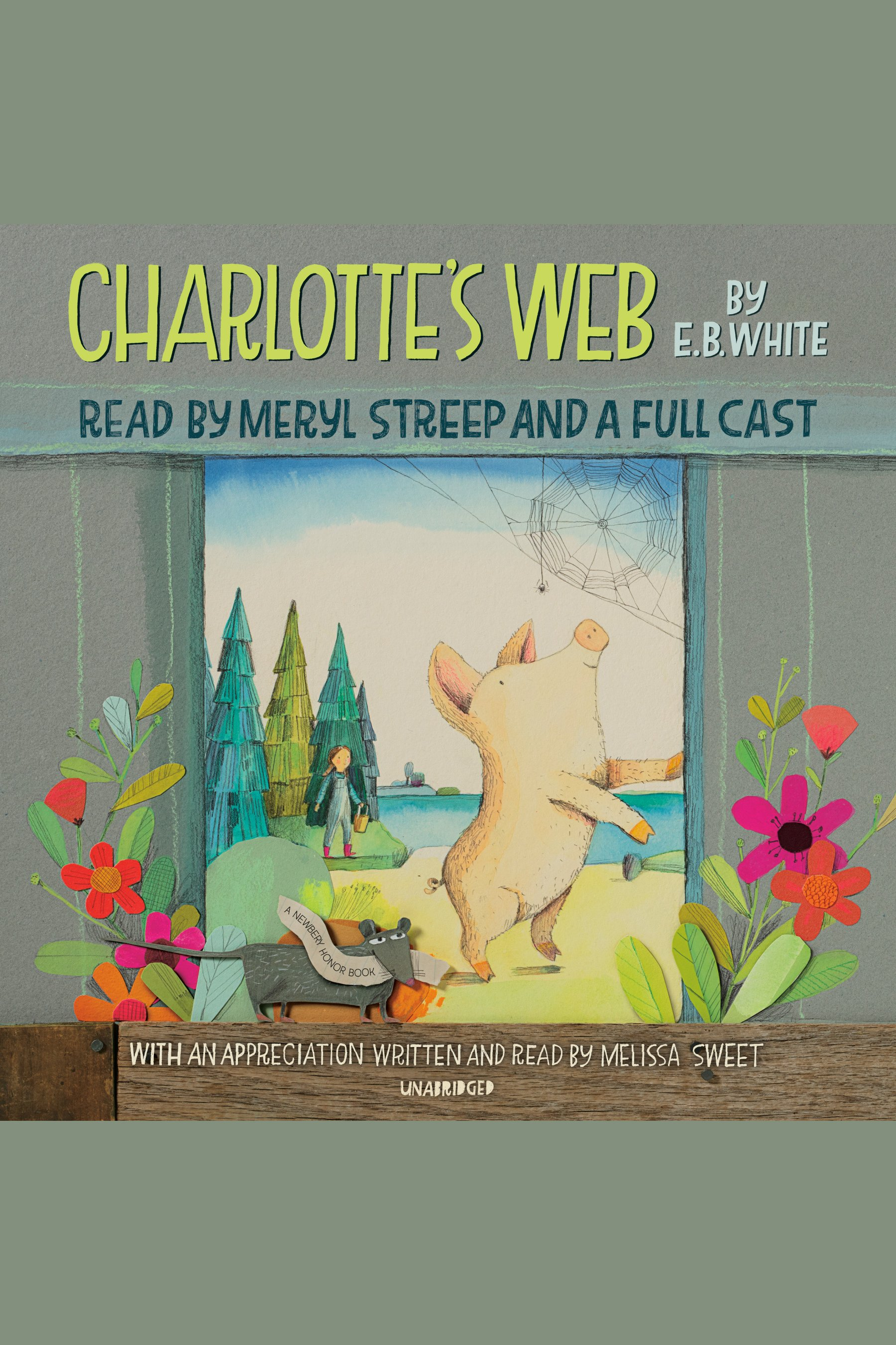 Cover Image of Charlotte's Web