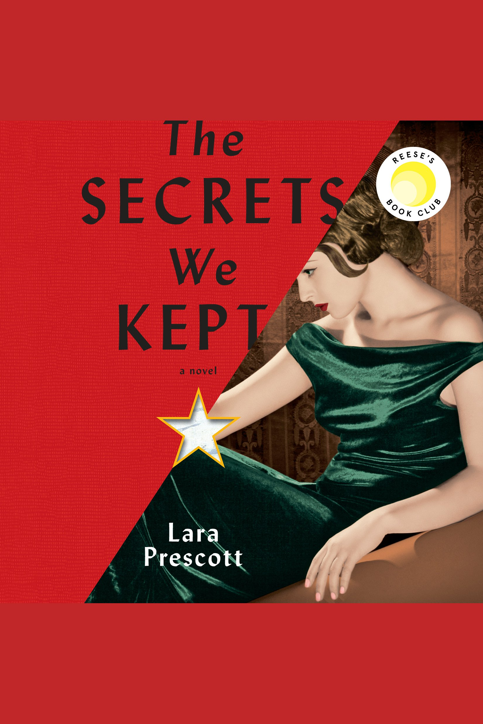The secrets we kept cover image