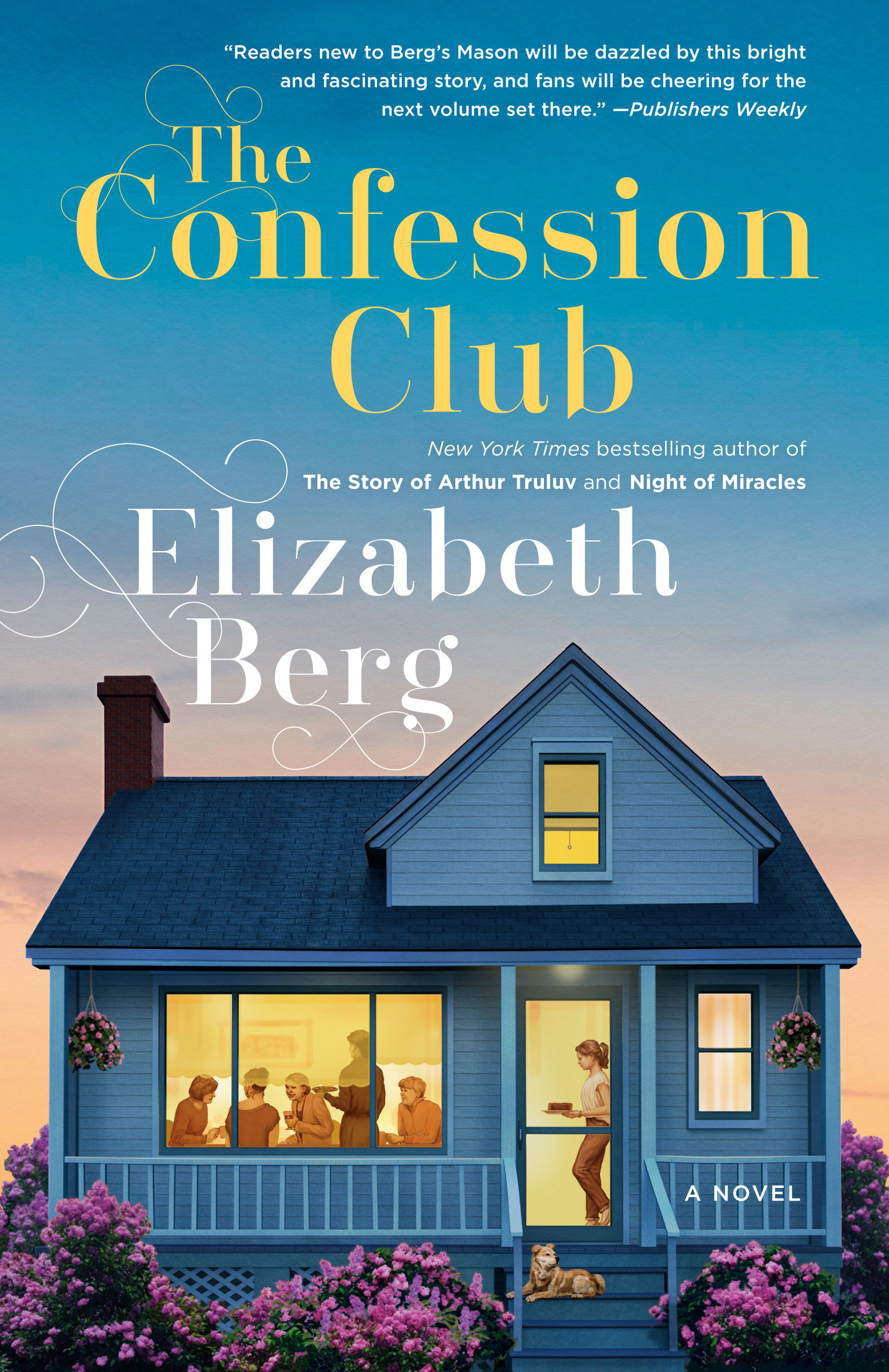 The Confession Club A Novel