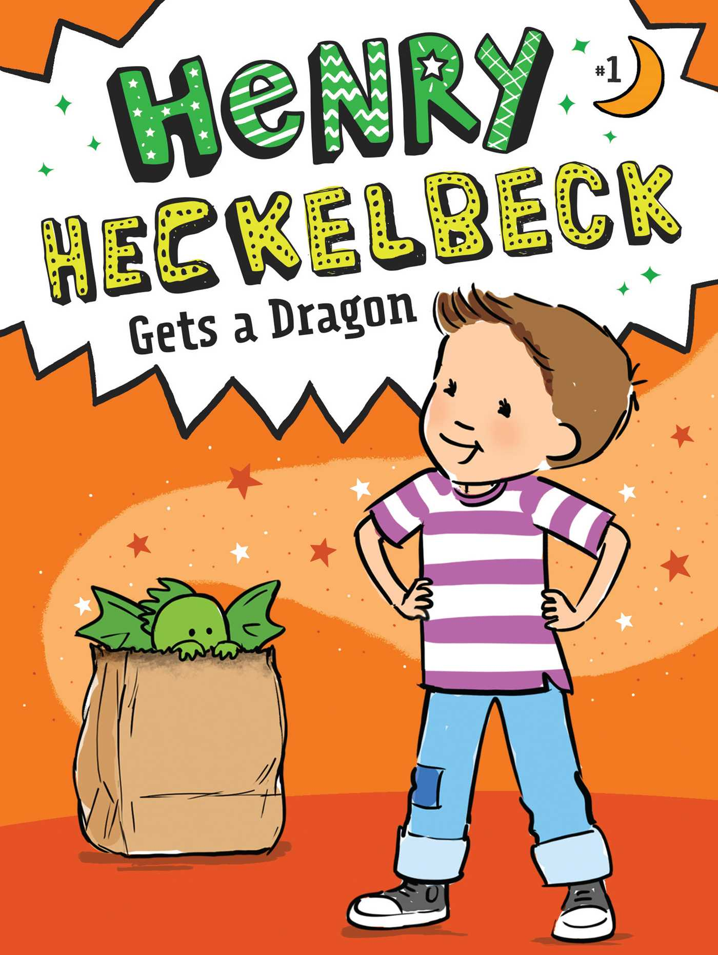 Henry Heckelbeck gets a dragon [electronic resource (downloadable eBook)]
