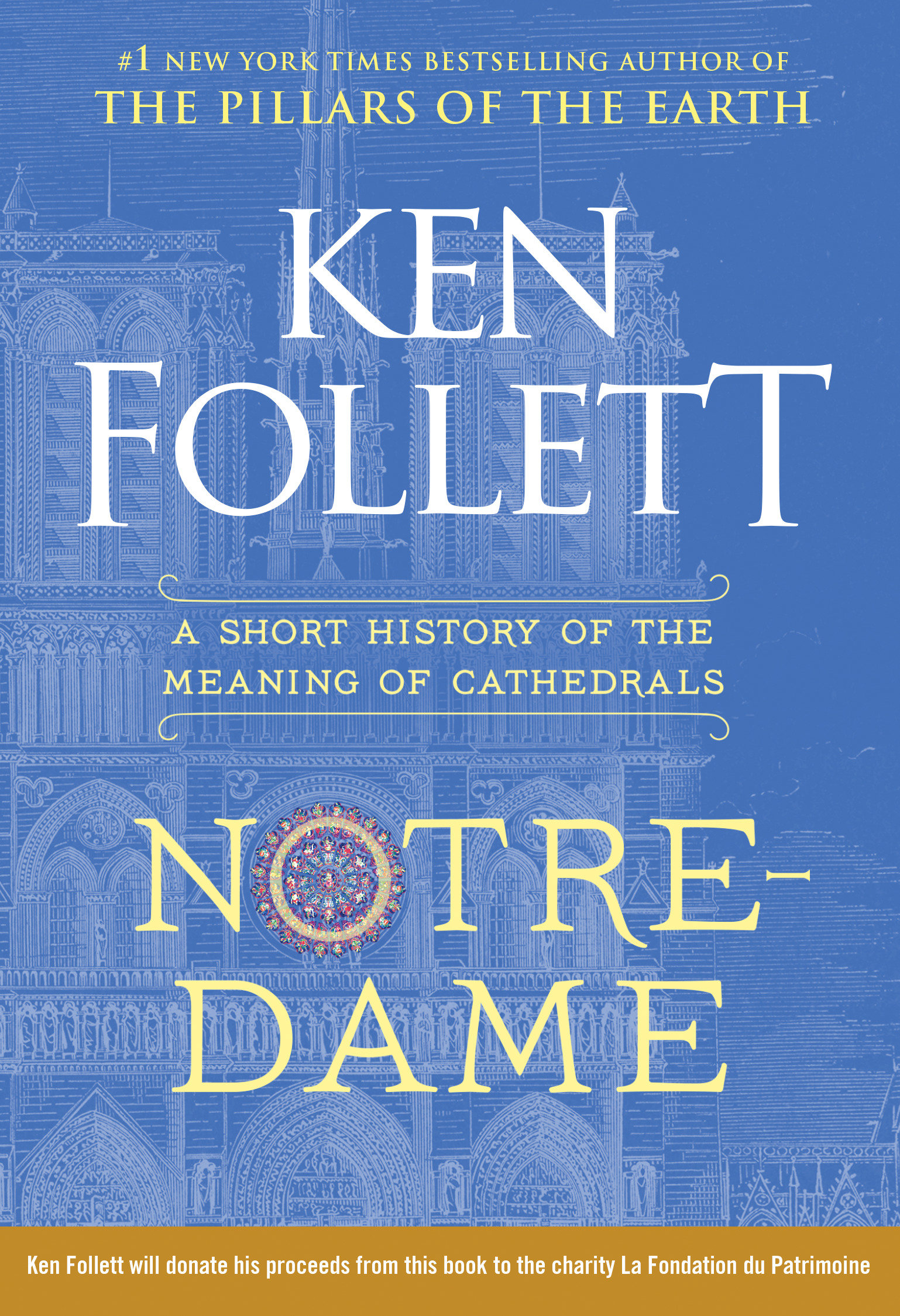 Notre-Dame a short history of the meaning of cathedrals cover image
