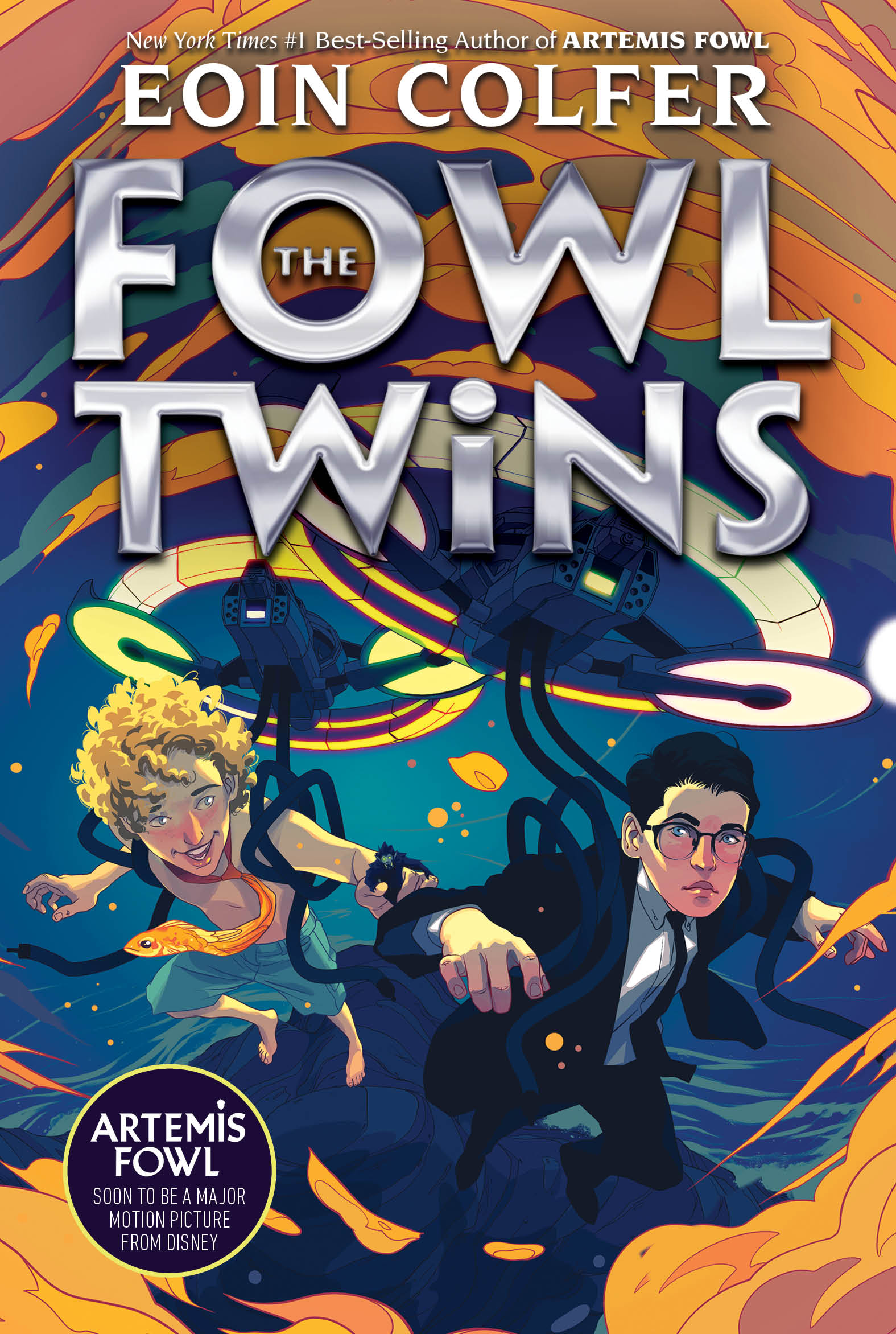 The Fowl twins [electronic resource (downloadable eBook)]