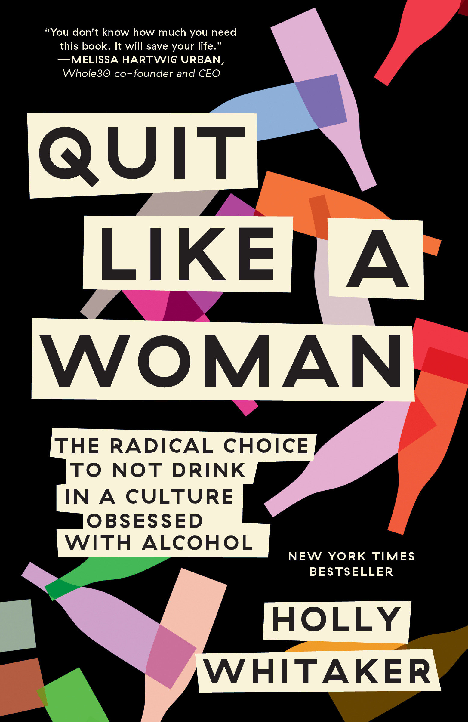Cover Image of Quit Like a Woman