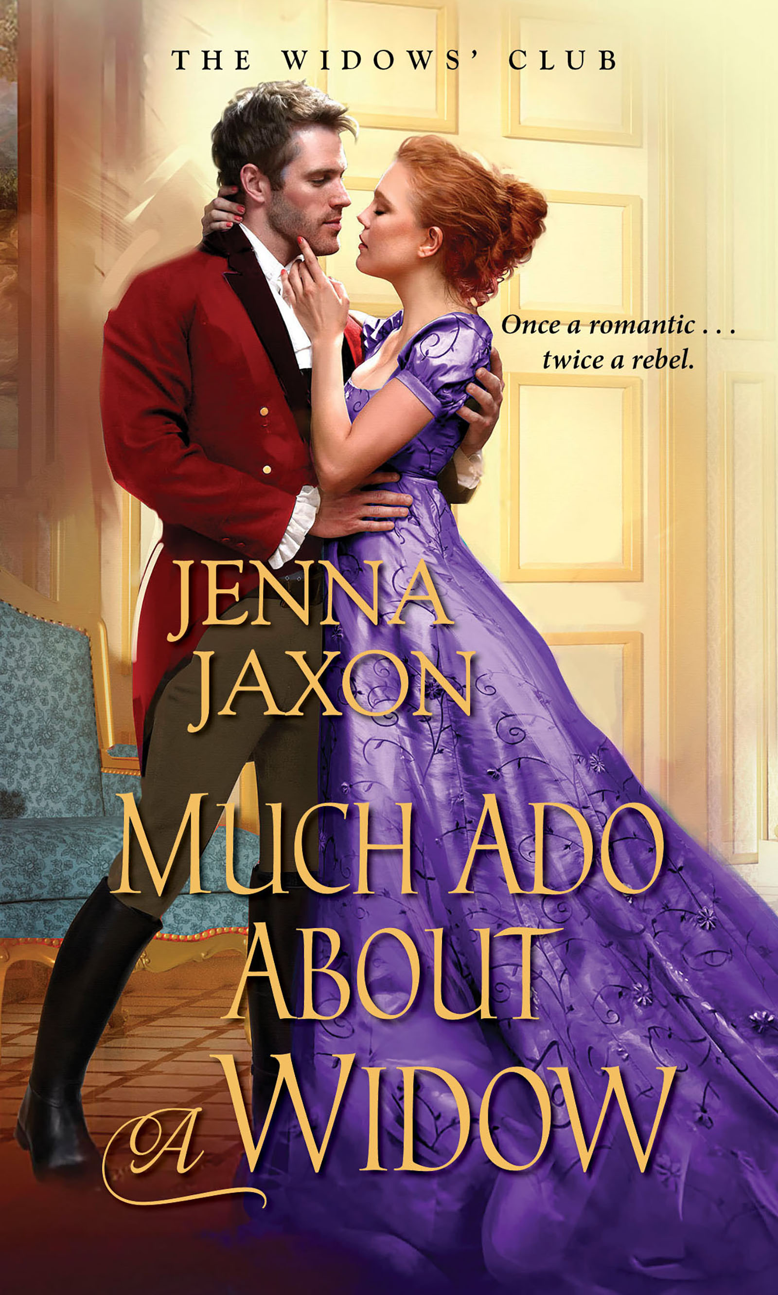 Much Ado about a Widow [electronic resource]