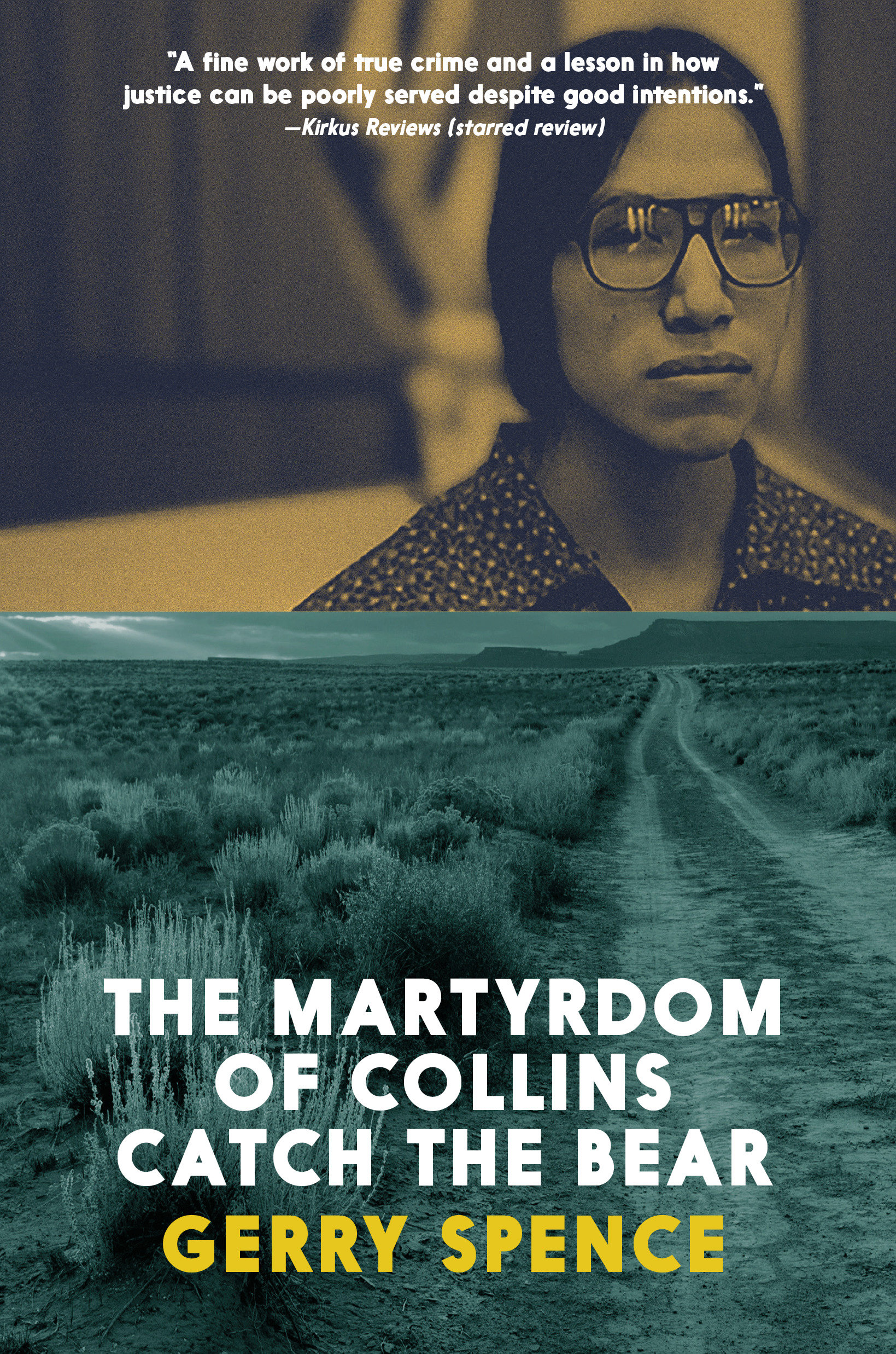 The Martyrdom of Collins Catch the Bear cover image