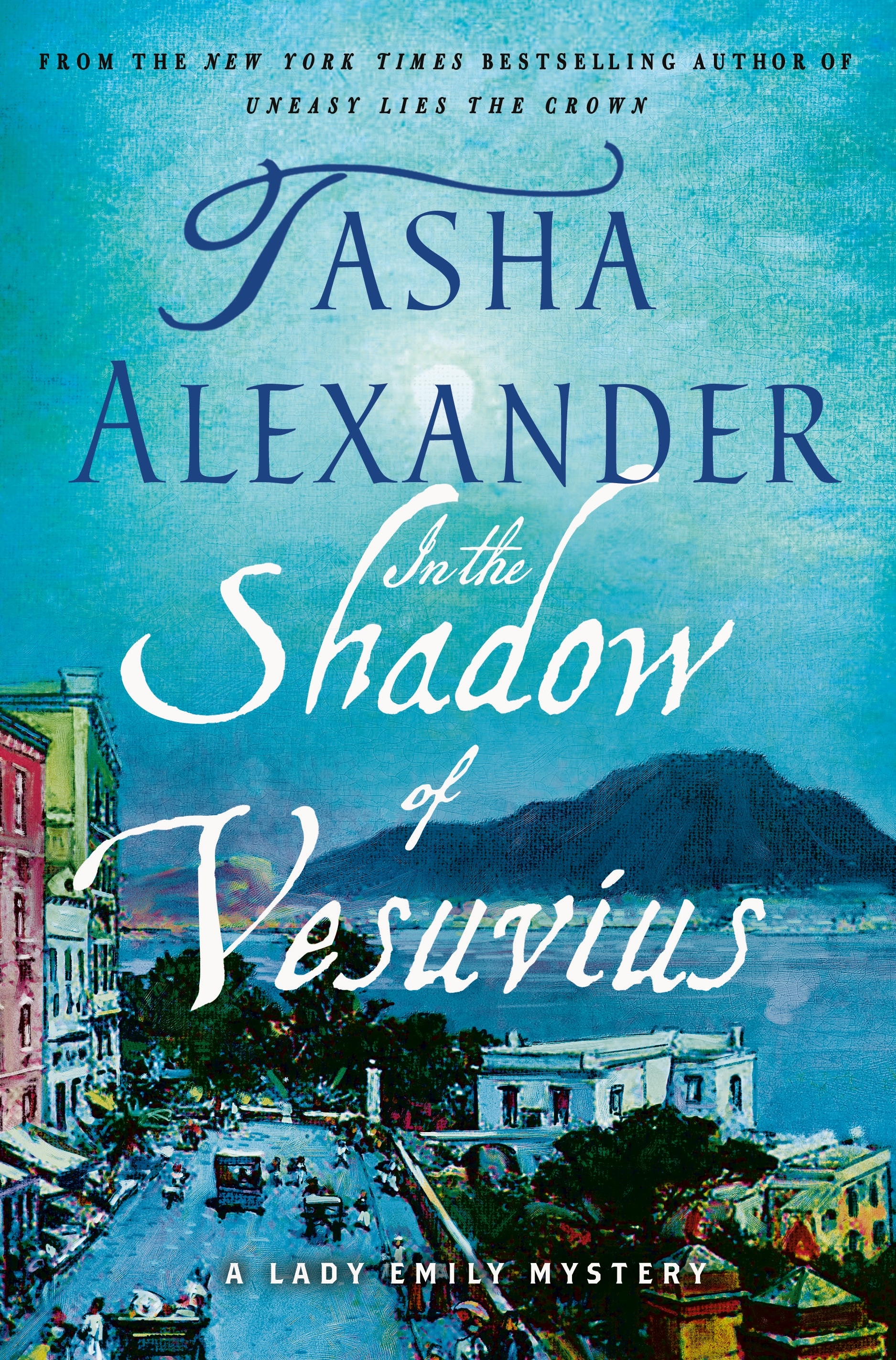 In the shadow of Vesuvius cover image