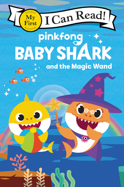 Baby Shark and the magic wand [electronic resource (downloadable eBook)].