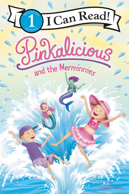 Pinkalicious and the Merminnies Read-Along