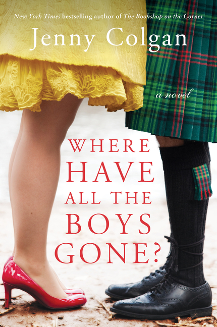 Where Have All the Boys Gone? A Novel