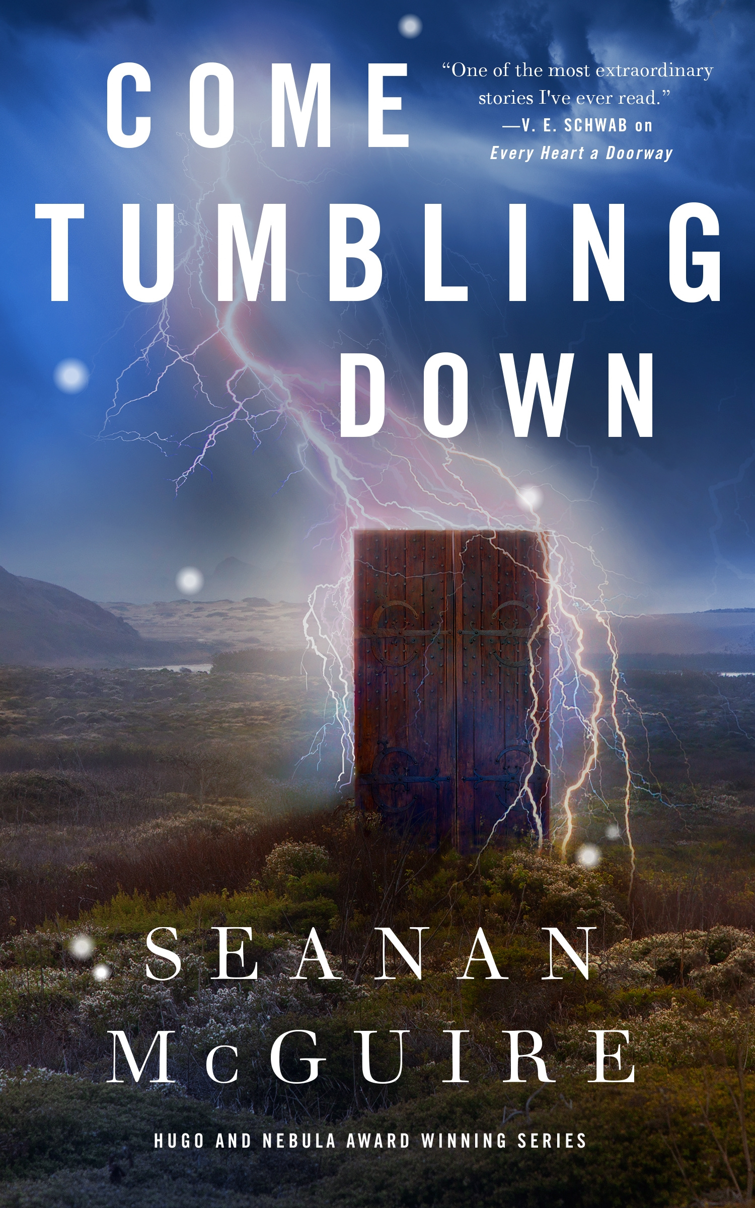 Come Tumbling Down cover image