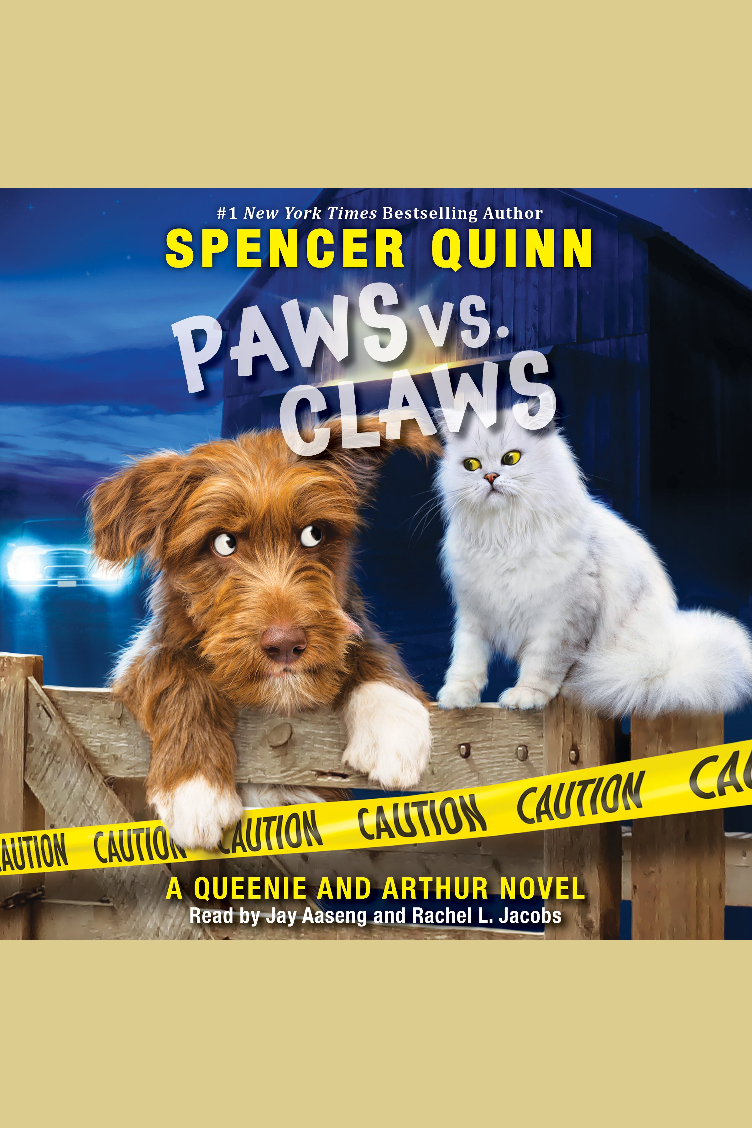 Paws vs. claws cover image