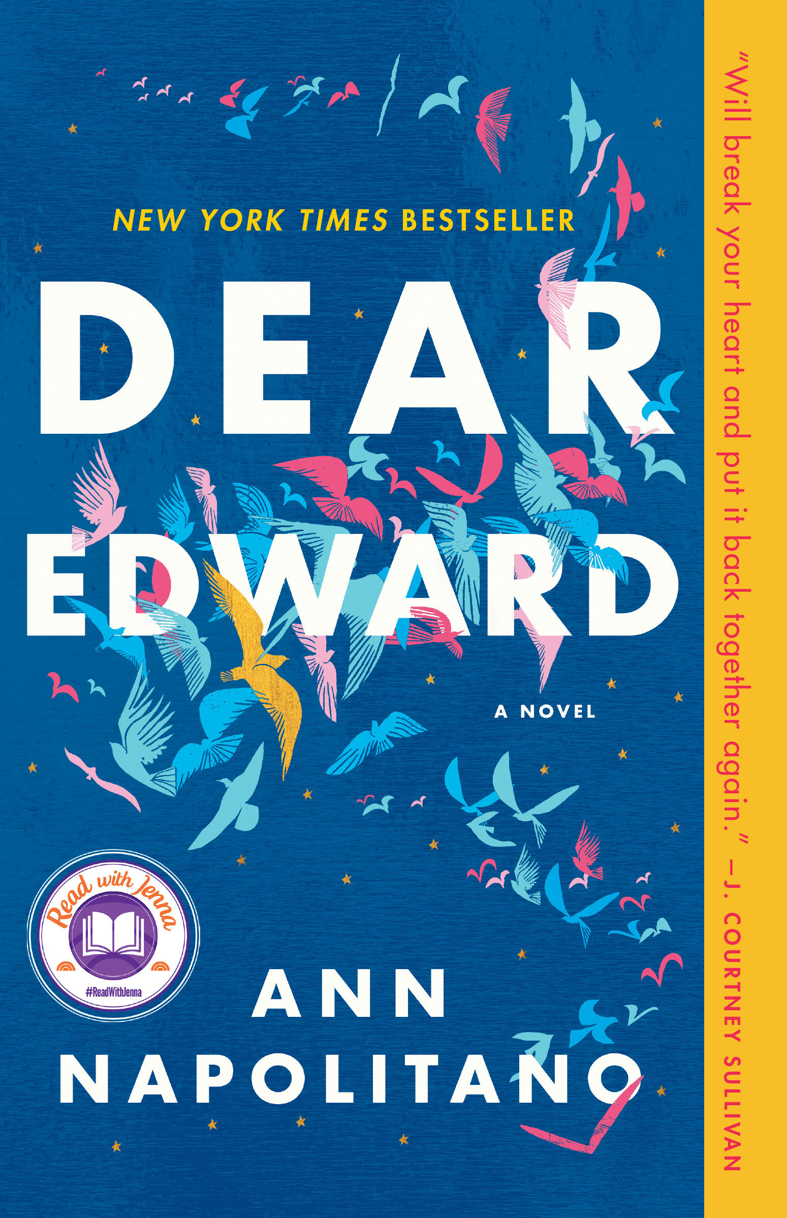 Dear Edward A Novel