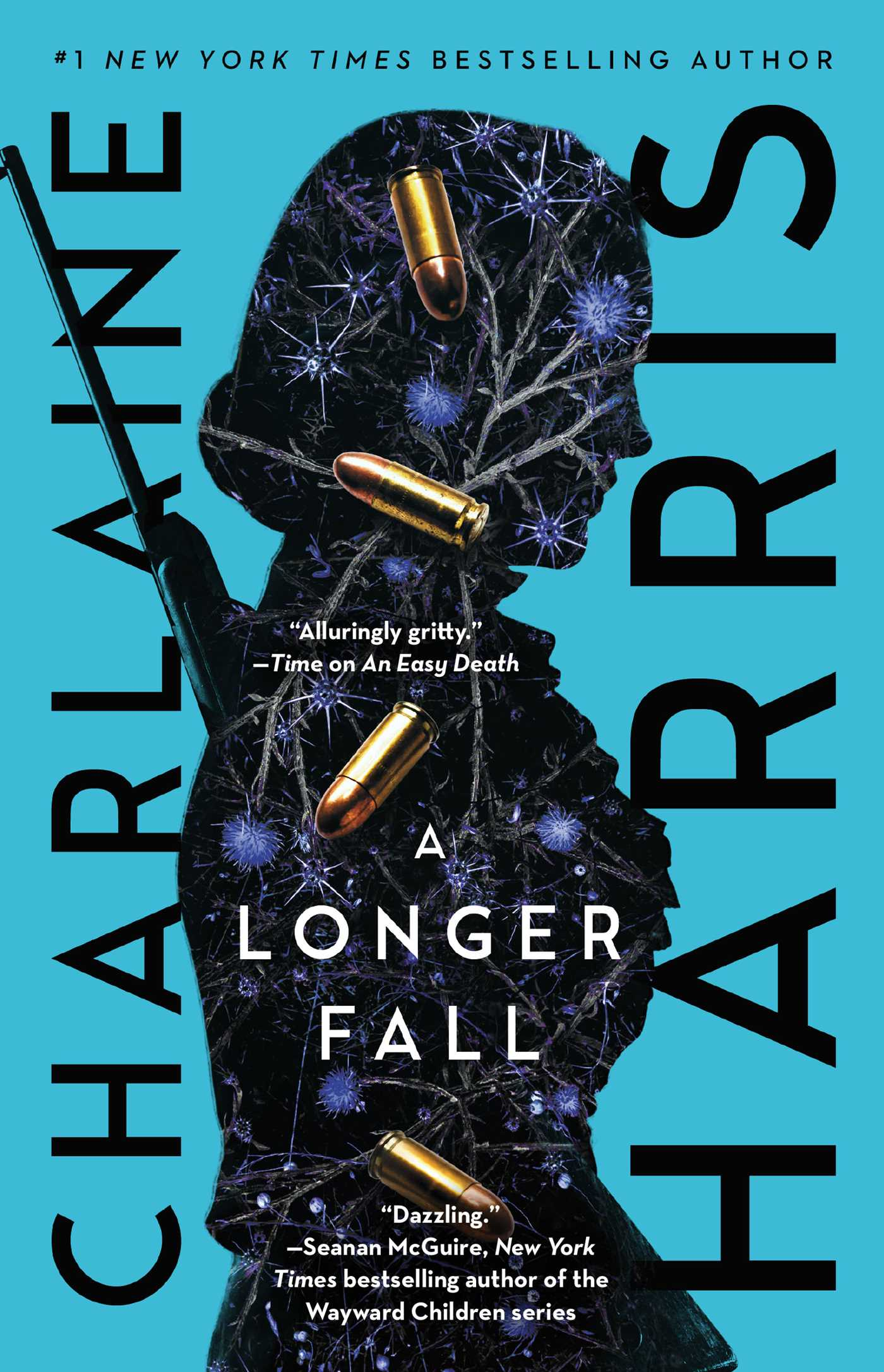 Cover Image of A Longer Fall