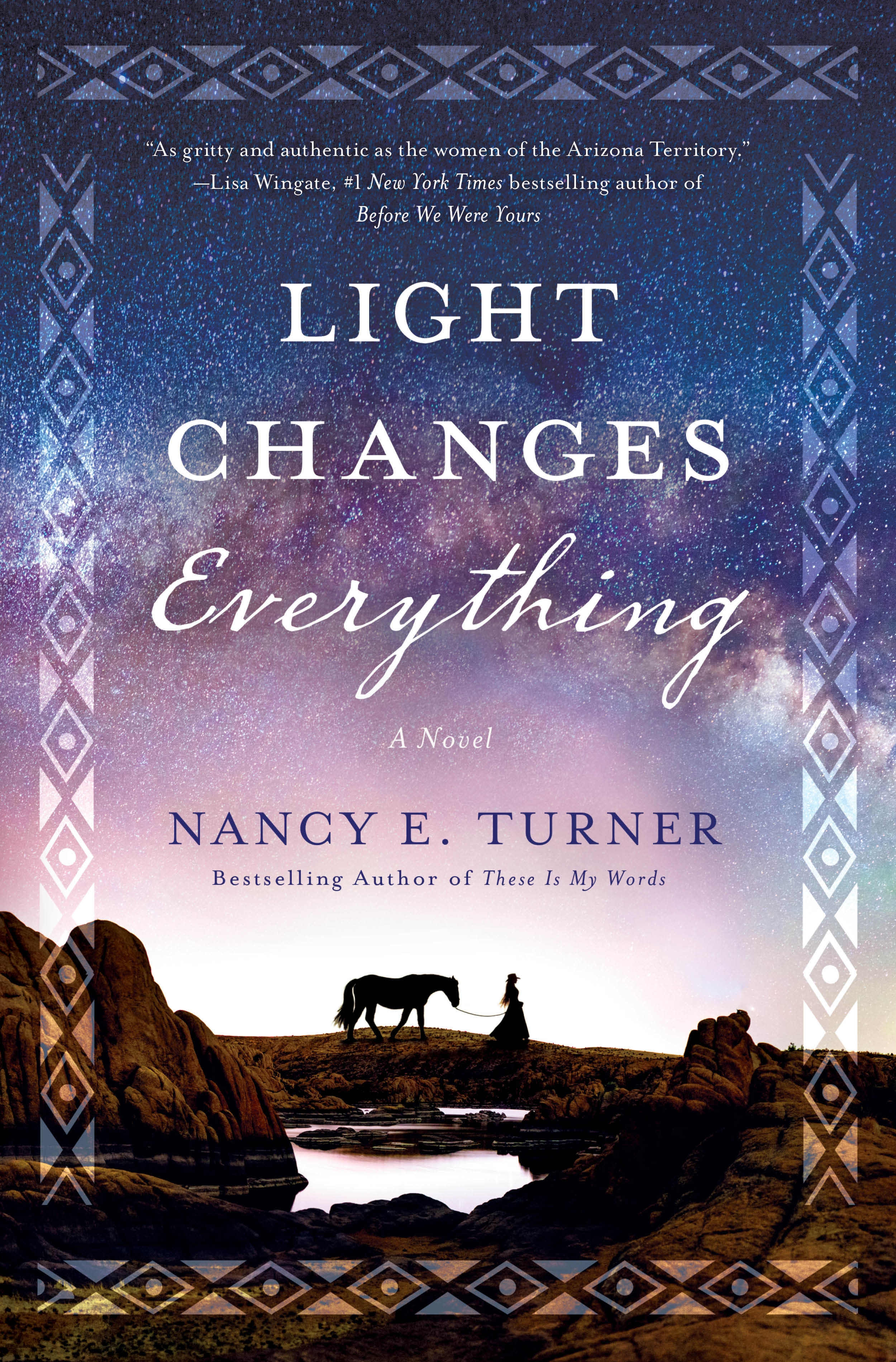 Light changes everything cover image