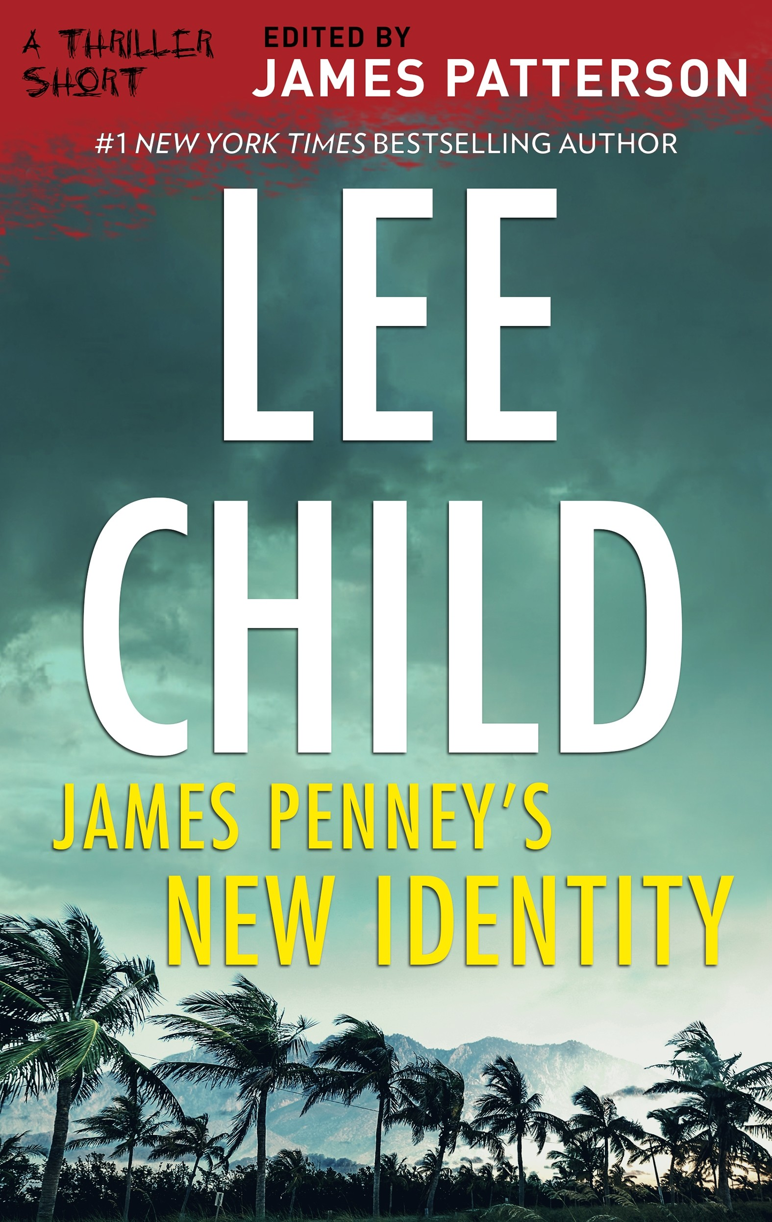 Cover Image of James Penney's New Identity