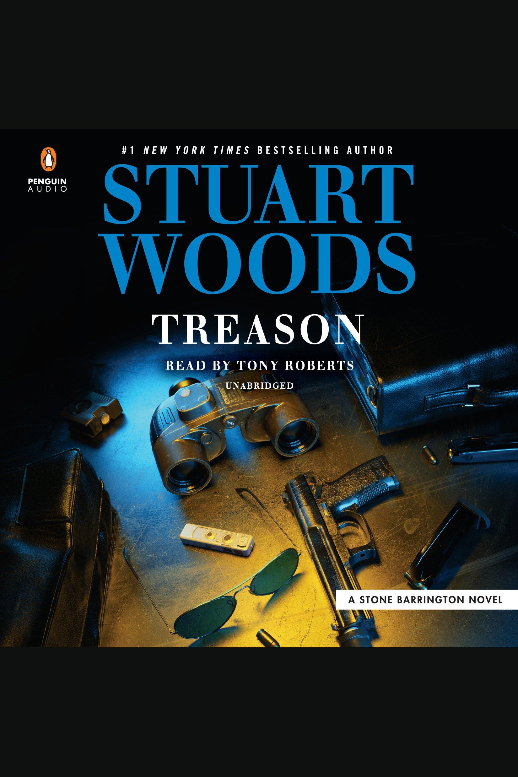 Treason A Stone Barrington Novel
